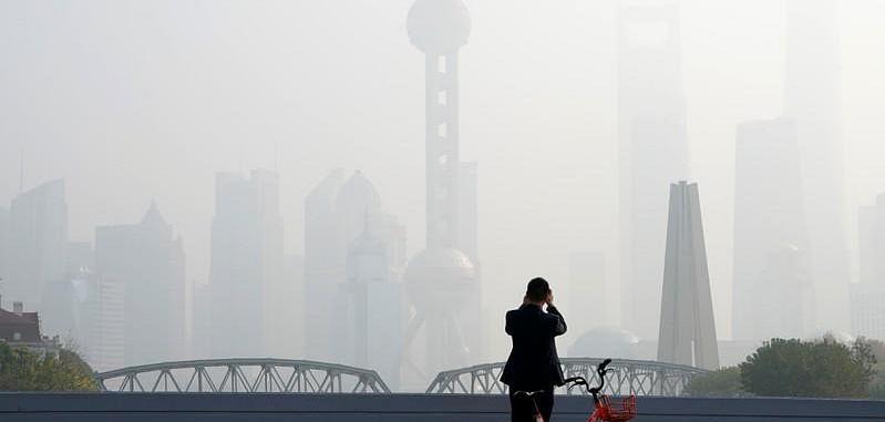 'উন্নত বিশ্বে গ্রিনহাউস গ্যাস নিঃসরণে শীর্ষে চীন'